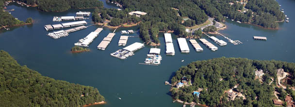Bald Ridge Marina